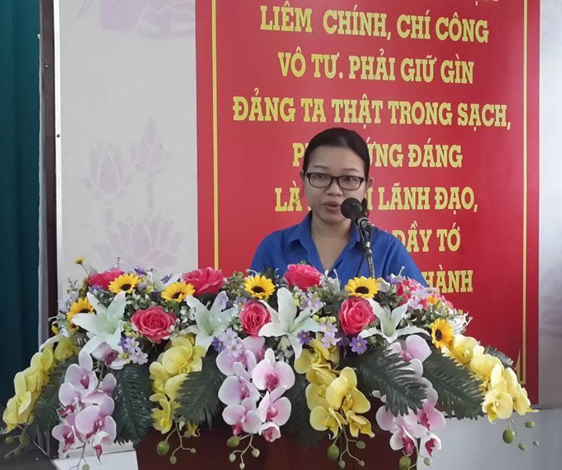 nữ đại biểu quốc hội bị kỷ luật Đảng, Cần Thơ, Trần Thị Vĩnh Nghi, nhờ người học giùm