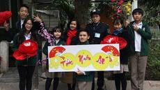 Tết nhân ái của HS Đoàn Thị Điểm Ecopark