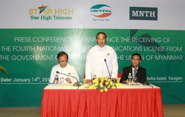 Tiến sang Myanmar, viễn thông dẫn đầu làn sóng xuất ngoại