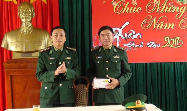 Quảng Trị: Trao quà cho người dân tích cực bảo vệ vùng biển