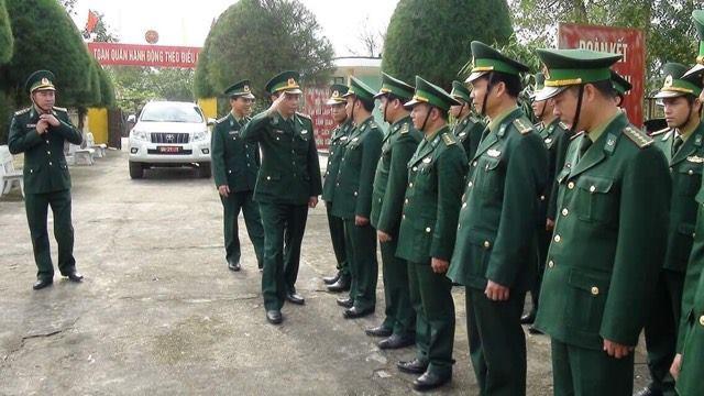 bộ đội biên phòng, quảng trị, đồn biên phòng, Cửa Việt, Biên phòng Quảng Trị, Đại tá Hoàng Hữu Chiến