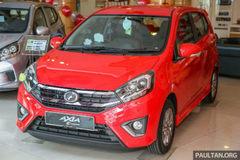 Phát thèm ô tô Malaysia giá 127 triệu đồng