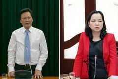 Vụ Trịnh Xuân Thanh: Kỷ luật 2 Thứ trưởng Bộ Nội vụ