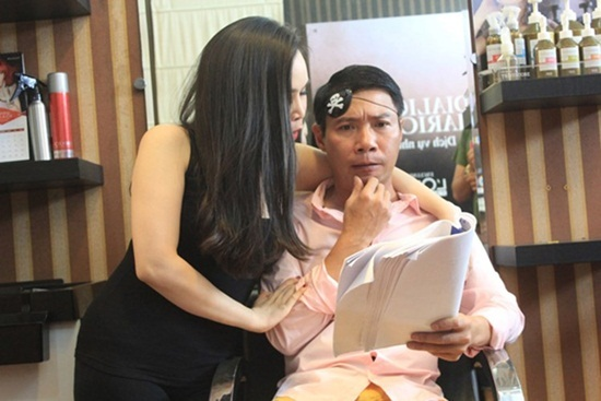 Cười nghiêng ngả với phim hài Tết của Công Lý, Quang Tèo