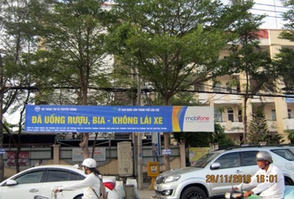 Bộ TT&TT, tuyên truyền, an toàn giao thông, khẩu hiệu