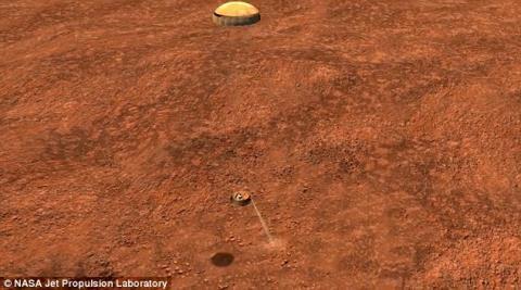 NASA công bố phát hiện bất ngờ về mặt trăng Sao Thổ
