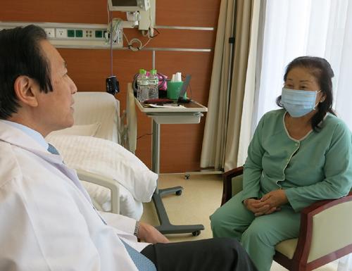 Ca ghép thận hi hữu cho bệnh nhân Nhật tại Việt Nam