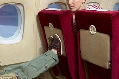 Những kiểu hành khách gây khó chịu trên máy bay