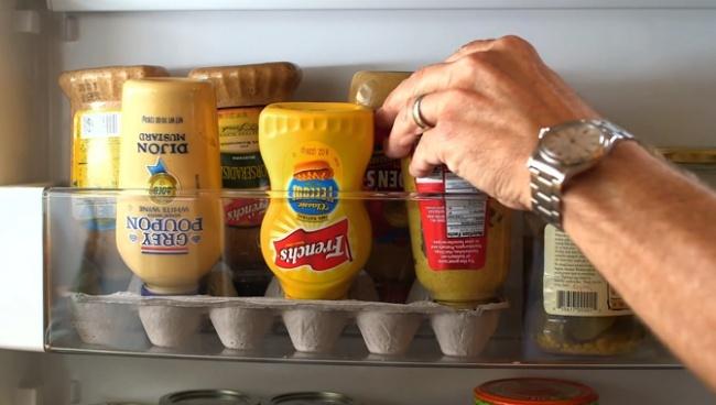 Cách xếp đồ tủ lạnh thông minh, tha hồ chứa thực phẩm Tết