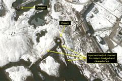 Ảnh vệ tinh 'tố' Triều Tiên tăng hoạt động cơ sở hạt nhân