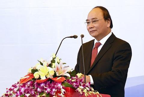 Thủ tướng gặp gỡ báo chí bên lề Diễn đàn Kinh tế Thế giới
