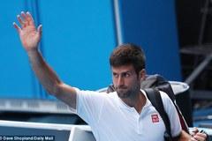 Djokovic bị tay vợt châu Á đá bay khỏi Australian Open