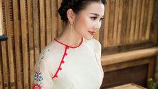 Hình ảnh hiếm gặp của siêu mẫu Thanh Hằng