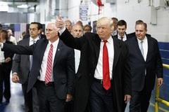 Lịch trình bận rộn của Donald Trump ngày nhậm chức