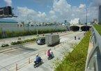 Tăng 2 giờ lưu thông qua hầm vượt sông Sài Gòn