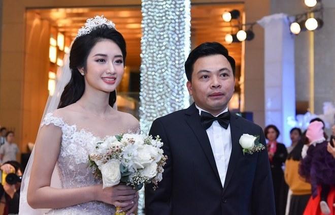 Ngắm vẻ đẹp cô vợ Hoa hậu của bầu Phương – VietNamNet