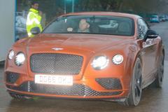 Rooney khoe siêu xe Bentley trị giá 7 tỷ đồng