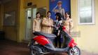 CSGT trao trả xe mất trộm cho độc giả VietNamNet
