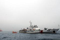 Tàu Cảnh sát biển 4036 cứu 4 người gặp nạn