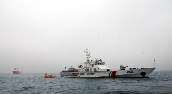 cảnh sát biển, tàu cảnh sát biển, bạch long vĩ