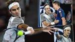 Khuất phục Tomas Berdych, Federer đụng Nishikori ở vòng 4