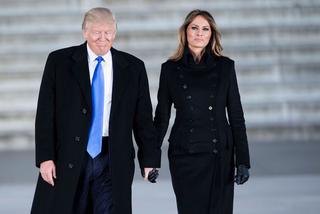 Tân Đệ nhất phu nhân Mỹ mặc gì trong tiệc nhậm chức của ông Trump?
