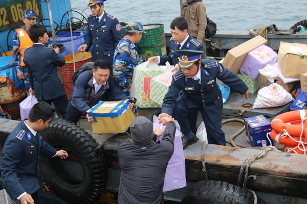 cảnh sát biển, cảnh sát biển việt nam, bạch long vĩ