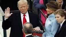 Trump cam kết làm nước Mỹ vĩ đại trở lại