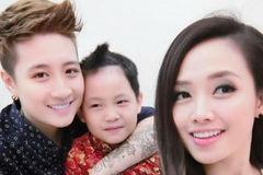 MC VTV yêu đồng giới chia sẻ ảnh hạnh phúc bên con trai và người tình