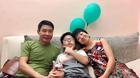 Bố Công Lý khóc khi chia sẻ về đổ vỡ của con trai với Thảo Vân