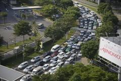 TPHCM lập tổ công tác 'giải cứu' kẹt xe cửa ngõ Tân Sơn Nhất