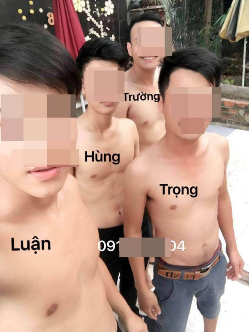 Xóa sổ đường dây mại dâm 'trai đẹp' ở Sài Gòn