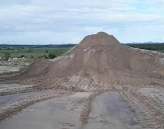 Cơ sở khai thác cát lậu quy mô lớn thách thức pháp luật