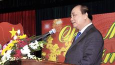 Thủ tướng gặp mặt nguyên lãnh đạo miền Trung