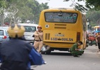Xe buýt gây tai nạn, một người tử vong