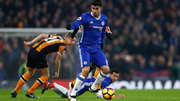 Chelsea 1-0 Hull City: Diego Costa mở điểm (H2)