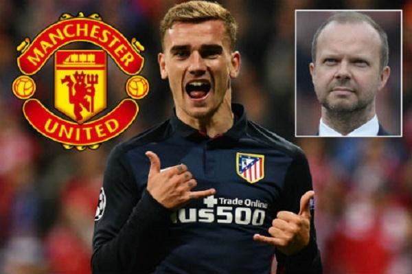 Tin chuyển nhượng 23/1: Mourinho 'đuổi khéo' Rooney, chuẩn bị đón Griezmann