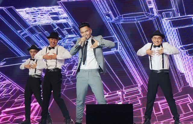 Cao Bá Hưng trở thành quán quân Sing My Song