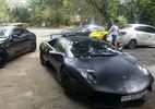 Siêu xe Lamborghini tông chết người nghi dùng BKS giả