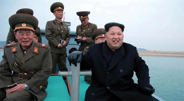 Các chuyên gia giải mã tham vọng của Kim Jong-un