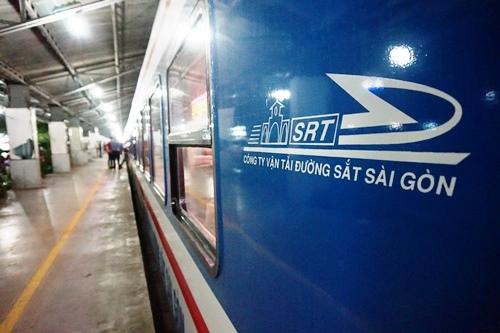 TPHCM,ga Sài Gòn,tàu SQ6,tàu 5 sao,hiện đại,khai trương