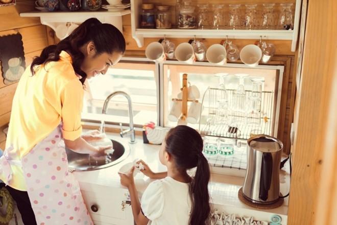 ăn Tết, phụ nữ, thiên chức, bổn phận, việc nhà