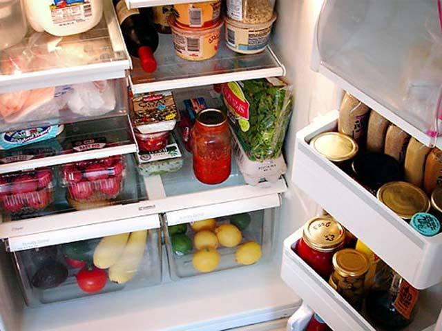 thực phẩm, ngày Tết, tủ lạnh, rau xanh, thịt, mẹo hay