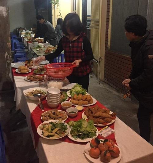 Tất niên, bữa cơm tất niên, đón tết, tết, vui tết
