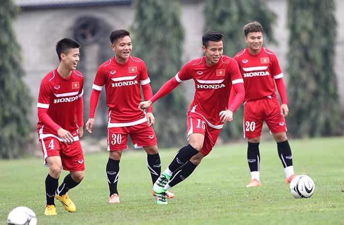 Tuyển Việt Nam đụng toàn 'hạt tiêu' ở vòng loại Asian Cup
