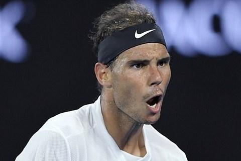 Australian Open: Nadal - Monfils