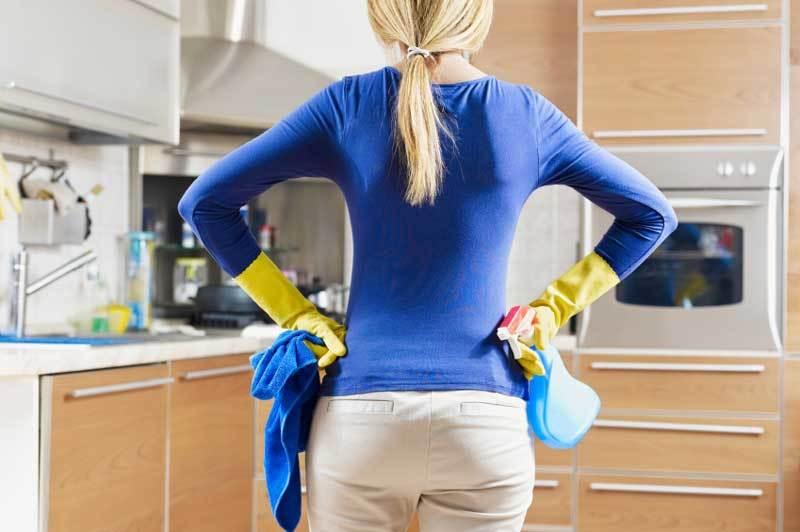 Nhà cửa ngăn nắp, sạch đẹp chỉ với 19 phút mỗi ngày