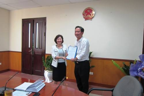 Kỷ luật Thứ trưởng Công thương Hồ Thị Kim Thoa