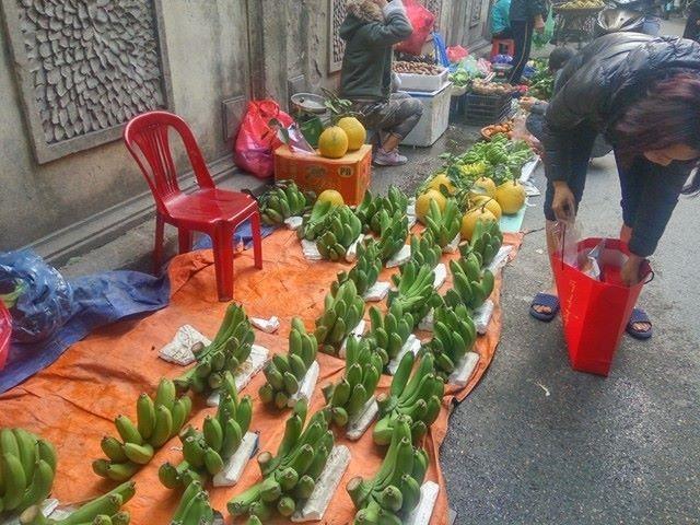 Giáp Tết, chuối xanh tăng giá từ 20.000 lên 200.000 đồng