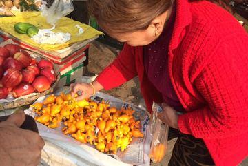 Quả Dư thừa: Trái cây cúng tết hot nhất 2017 Hà Nội